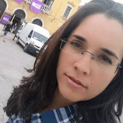 Laura Carvajal, the person of the week