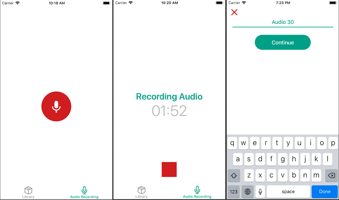 How To Create An Audio/Video Recording App With React Native: An In