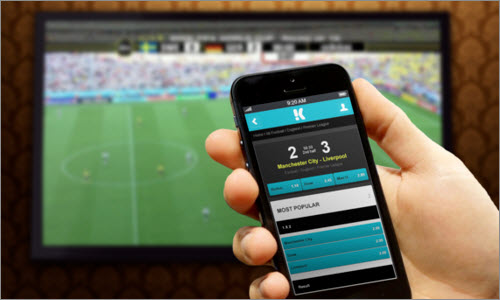Kambi: Betting on a fully responsive web application