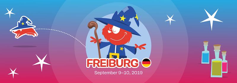 Wizzard Cat! SmashingConf Freiburg 9-10 of September, 2019