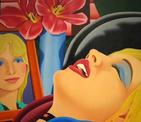 Pop Art Showcase - Tom Wesselmann
