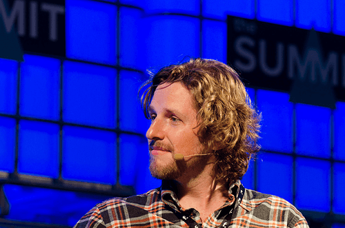 Matt Mullenweg at The Summit in Dublin, October 2013
