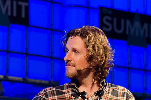 Matt Mullenweg at The Summit in Dublin, October 2013