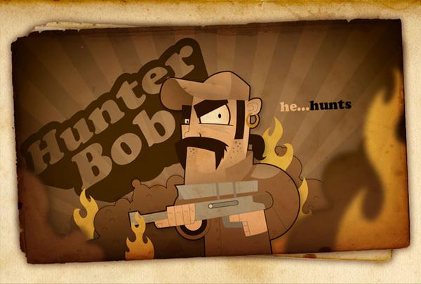 Hunter Bob