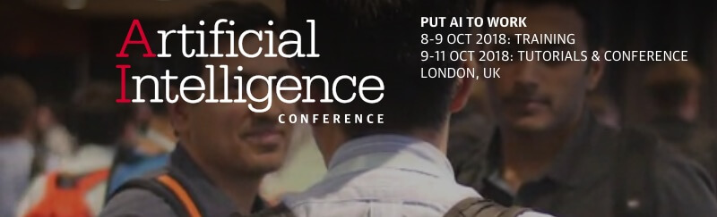 The Artificial Intelligence Conference 2018