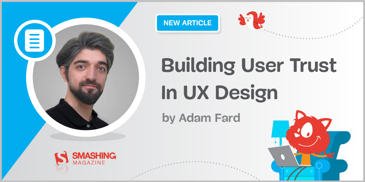 Building User Trust In UX Design — Smashing Magazine