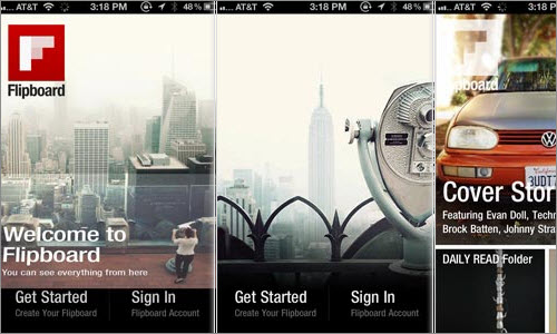 The Digital?Physical: On building Flipboard for iPhone and Finding Edges for Our Digital Narratives