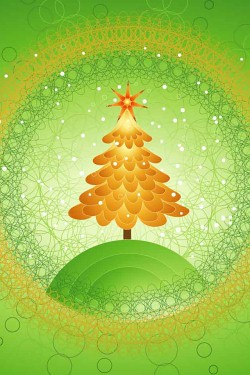 Christmas Wallpapers for iPhone 4S / iPhone 4