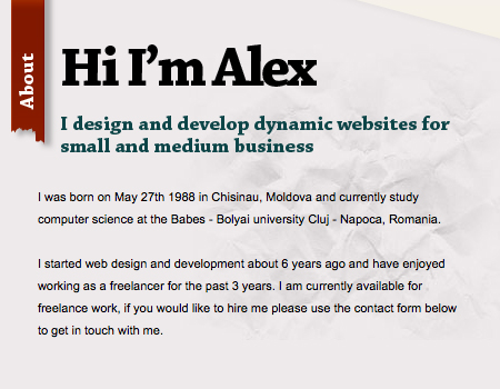 Welcoming And Informative Introductions In Web Design Smashing Magazine