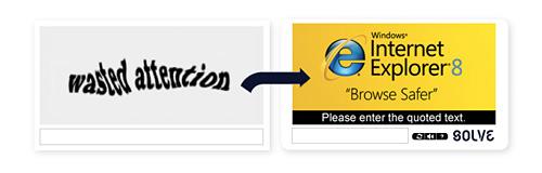 Solve Media CAPTCHA