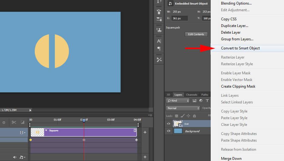 How To Create An Advanced Photoshop Animation — Smashing