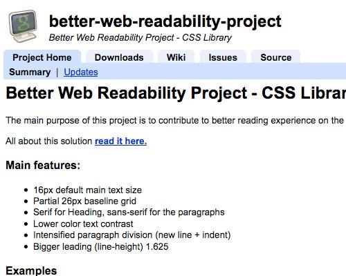 Better Web