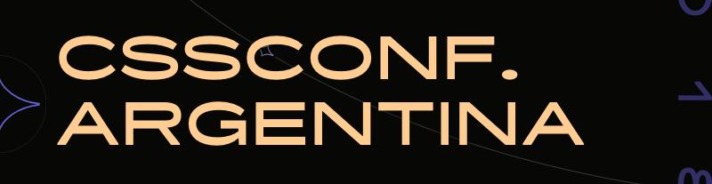 CSSConf Argentina 2018