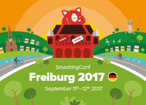 SmashingConf Freiburg