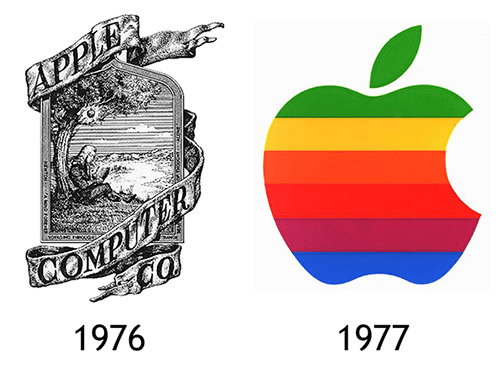 Apple Computers Logos