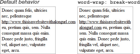 word-wrap