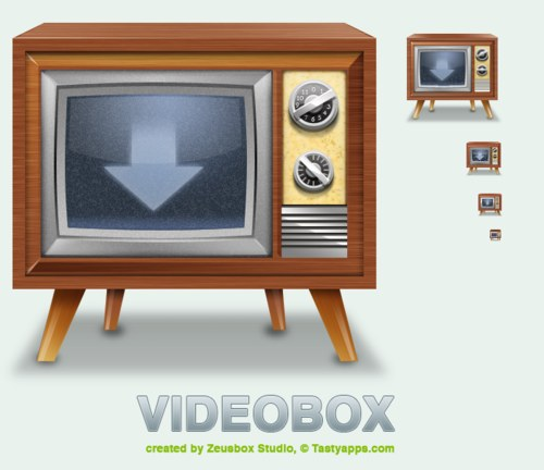 Free High Quality Icon Sets - Videobox