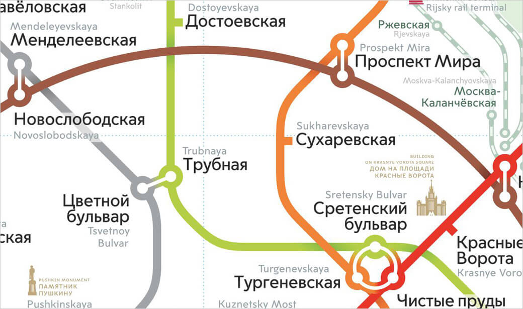 Subway Map Javascript.Things To Keep In Mind When Designing A Transportation Map