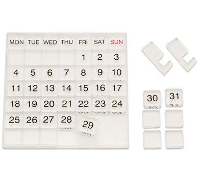 Sexy and Creative Calendar Designs