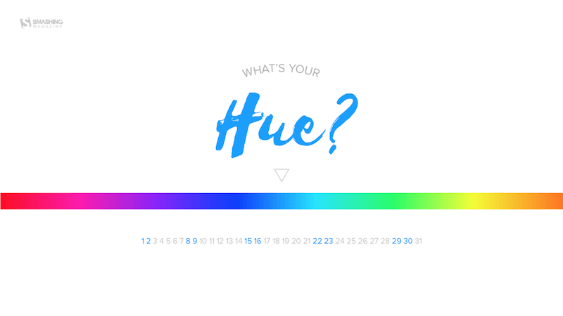 What's Your Hue?