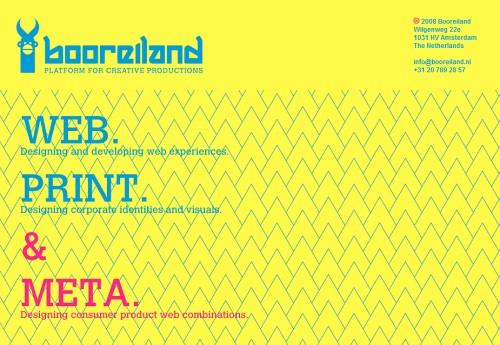 Retro and Vintage Designs - Booreiland - platform for creative productions
