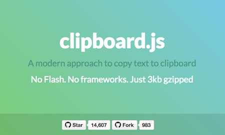 Clipboard.js