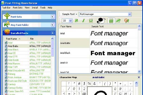 20 Font Management Tools Reviewed — Smashing Magazine