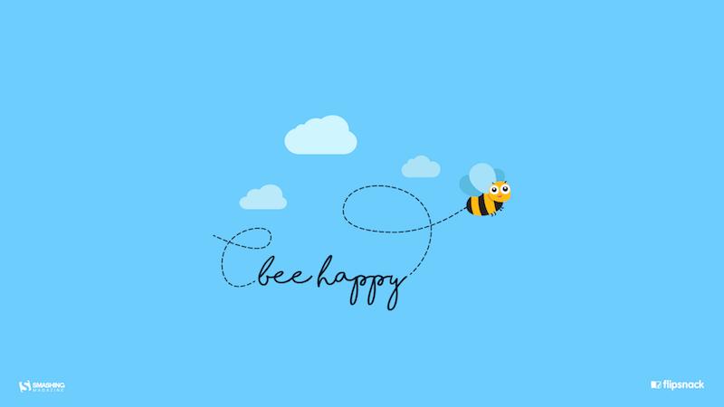 Be Happy Bee