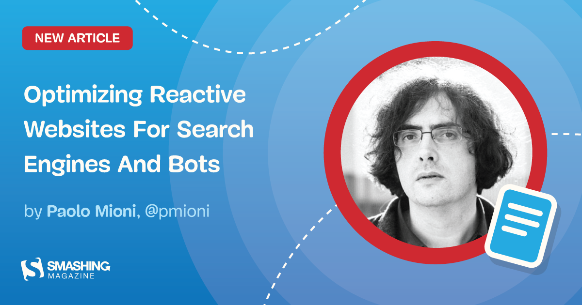 Vue.js And SEO: How To Optimize Reactive Websites For Search Engines And Bots