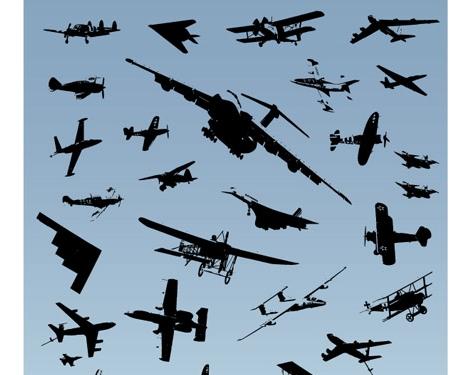 Aircraft Vectors