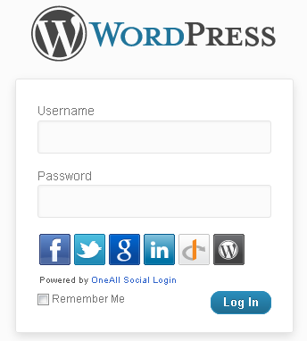 How To Log In To WordPress Using A Social Network — Smashing