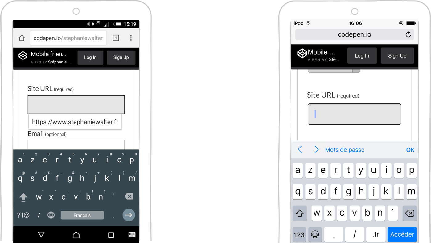 UX And HTML5: Let's Help Users Fill In Your Mobile Form