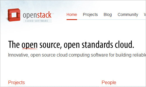 OpenStack Open Source Cloud Computing Software