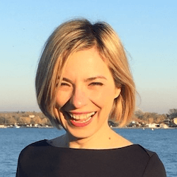 Simona Cotin, the person of the week
