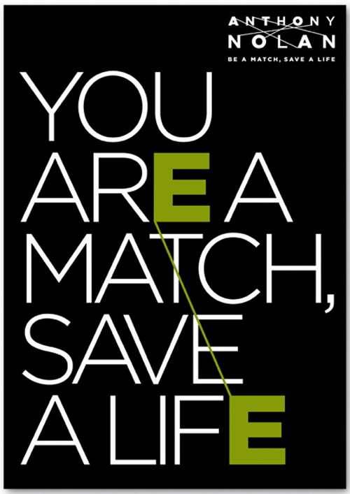 You arE a match, save a lifE