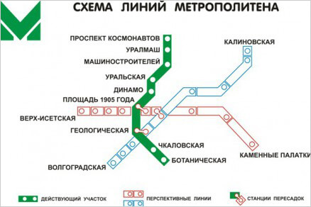 Custom Subway Map Creator.Map Design Redesigning Ekaterinburg S Metro Map Smashing Magazine