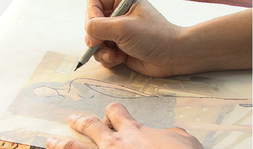 50 clever tutorials and techniques on traditional drawing smashing