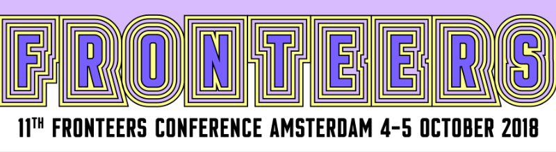 Fronteers Conference 2018