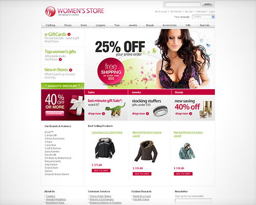 Magento Templates For Your ECommerce Business Smashing Magazine - Buy ecommerce website templates