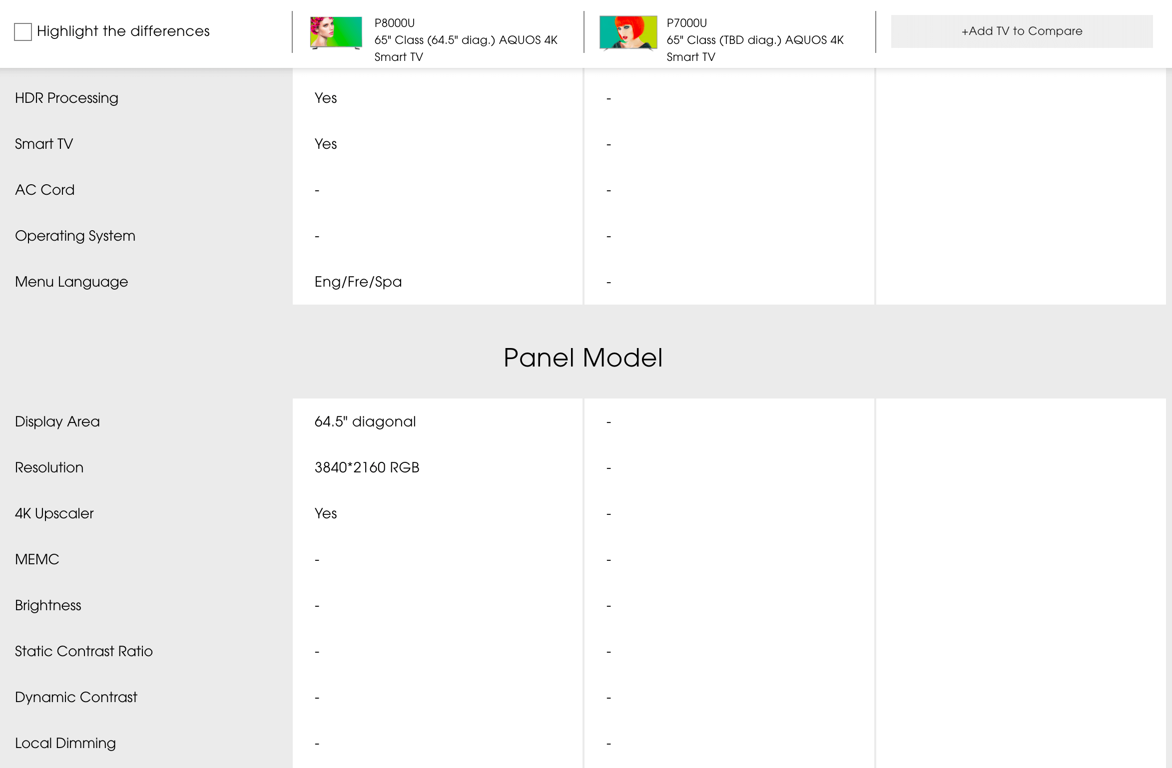 Designing The Perfect Feature Comparison Table Smashing Magazine