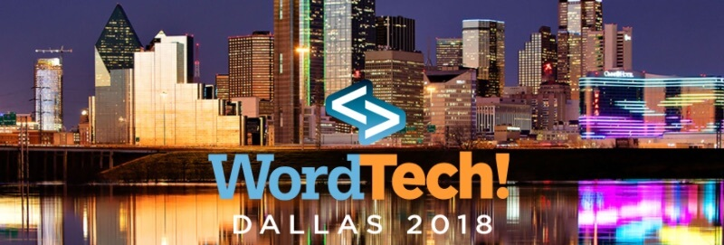 WordTechCon! 2018