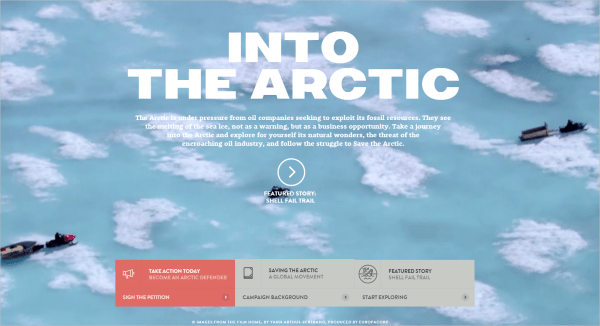 Into The Artic