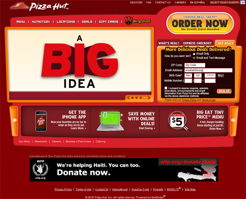 Pizza Hut US