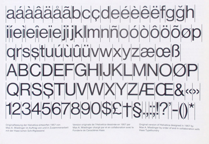 Why Won't Helvetica Go Away? — Smashing Magazine