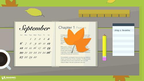 September, The Start Of Many Things