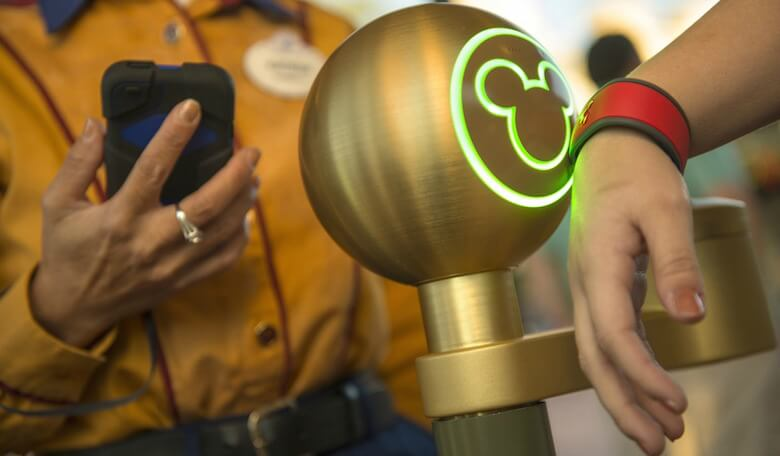 Disney's MagicBand started as a paper prototype, just enough to excite management.