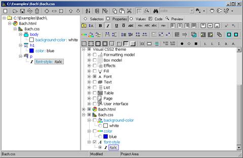 Oiko CSS Editor