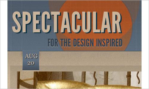 Free HTML 4.01/HTML5 WordPress Theme: Spectacular