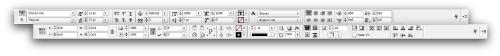 InDesign's Text Contextual Bars