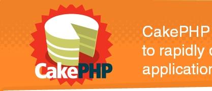 CakePHP - Screenshot